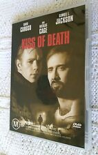 KISS OF THE DEAD – DVD, R-4, LIKE NEW, FREE POST WITHIN AUSTRALIA
