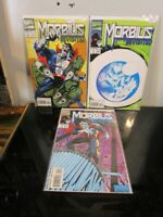 Morbius: Revisited #2 #3 #4 LOT MARVEL BAGGED BOARDED