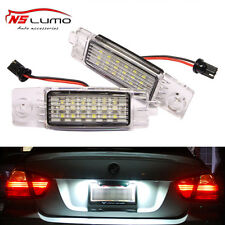 Hiace H200 2005-2011 05-11 LED Number License Plate Lights Lamp for TOYOTA Hiace