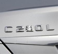 E663 C280 C280L Emblem Badge auto aufkleber 3D Schriftzug Plakette car Sticker