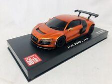 Kyosho MINI-Z Body AUDI R8 LMS Polished Aluminium Model Orange USED Very Rare!!