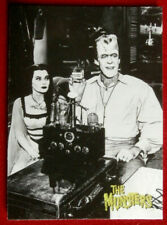THE MUNSTERS - Card #56 - EXTRACT URANIUM FROM SEAWEED? - DART 1997