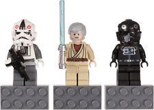 LEGO Star Wars 853126 Mangetfiguren AT-AT Driver Ben Kenobi Tie Fighter Pilot