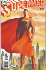 SUPERMAN 675 - ALEX ROSS COVER (MODERN AGE 2008) - 8.5