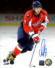 ALEX OVECHKIN  &  B. HOLTBY (CAPITALS) YOU GET BOTH SIGNED  5 x 7 PHOTO REPRINTS