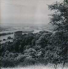LA ROCHE GUYON c.1957 - La Vallée de la Seine Le Donjon  Val d'Oise  - DIV 9539