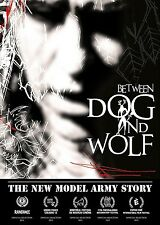 NEW Model Army - The New Model Army Story: Between Dog And Wolf Blu-ray NEW