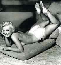 Metal Sign Monroe Marilyn 093 A4 12x8 Aluminium