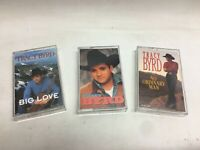 Lot of 3 Tracy Byrd Cassette Tapes Big love, Best of