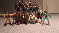 16 Actionfiguren Sammlung 80er 90er Police Academy, Biker Mice From Mars,...