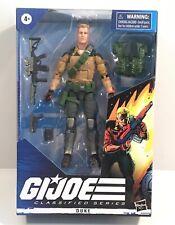 "GI Joe Classified Series Duke 6"" scale action figure new boxed Hasbro 2020"