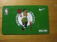 Nike 2017 Boston Celtics Gift Card