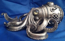 Steampunk Clockwork Tendrils Kraken Nemesis Now Boxed Octopus Ornament