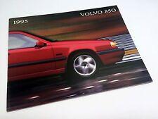 1995 Volvo 850 Sedan Wagon Brochure