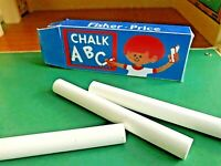 Replacement Vintage Fisher Price Chalk Box #923 School #938 Sesame Street Desk