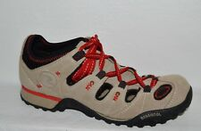 ROSSIGNOL MEN'S SZ 10 M SUEDE LIGHT RUNNING HIKING SNEAKERS WITH CUT-OUTS SHOES