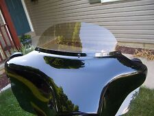 """6"""" smoke Windshield Fits 96-13 Harley Street & Electra Glide and UltraClassic"""