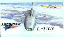 Sharkit Models 1/72 LOCKHEED L-133 First American Jet Fighter