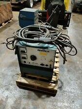 Miller Mp 30e Welder With S 60 Mig Wire Feeder Amp Gun