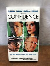 Confidence (VHS, 2003)