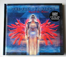THE FLOWER KINGS-EDITION LIMITEE-UNFOLD  THE FUTURE 2CD