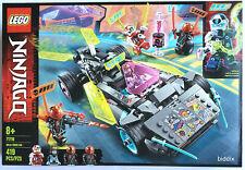 New ListingLego Ninjago Ninja Tuner Car 71710 Kids Building Kit (419 Pieces)