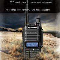 Baofeng UV-9R Plus 8W Upgrade Version Two Way Radio VHF UHF Walkie Talkie for CB
