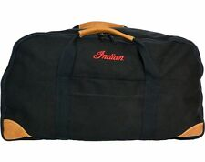 INDIAN DELUXE TRUNK TRAVEL BAG CHIEFTAIN SPRINGFIELD ROADMASTER 2880295 BLACK