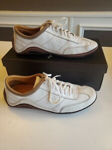 Mens Cole Haan Air Infinity White Sneakers Size 10.5 M C07530