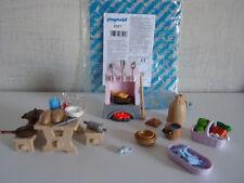Playmobil Ergänzungen & Accessoire - 6521 Schlossküche (Princesse) - Neuf