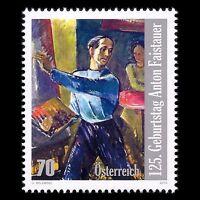 Austria 2012 - Anniv of the Birth of Anton Faistauer Art Painting - Sc 2379 MNH