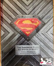 THE SUPERMAN FILES by Matthew K Manning Brainiac 5 Book DC WB NEW in Plastic