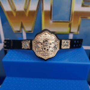 WCW World Heavyweight - Marvel Toybiz - Belt for WWE Wrestling Figures *