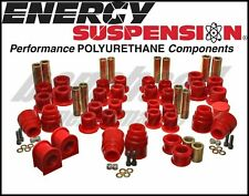 Energy Suspension 4.18120R Complete Master Bushing Kit 00-04 Ford Excursion 4WD