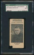 1924-25 Holland Creameries (Hockey) #2 HAROLD McMUNN (Winnipeg) 1924 Gold Medal