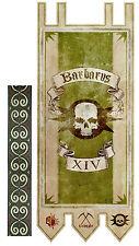 40k Protector De Vinilo Banner, muerte real