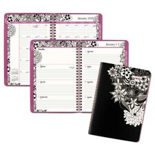 At-A-Glance Floradoodle Desk Weekly/Monthly Planner - 589200