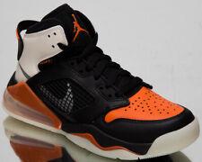 Jordan Mars 270 GS Shattered Backboard Older Kids Black Starfish Orange Shoes
