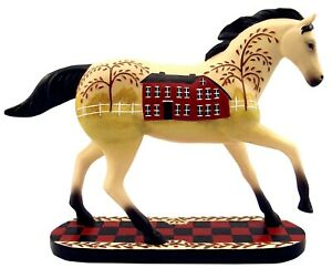 Trail of Painted Ponies SIMPLY HOME Happy Trails 4 inch Figurine - RARE SAMPLE