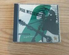 Paul McCartney Unplugged The official Bootleg RARE EMI Music Canada. C2 96413