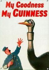 My Guinness, estilo antiguo, Letrero Metal, Coleccionable, esmalte, no.603