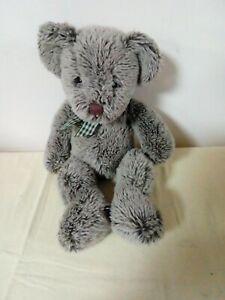 Russ Ashley Grey Teddy Bear