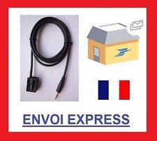 Cable auxiliaire aux adaptateur mp3 iphone autoradio BMW Série 6 E63, E64