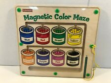 Magnetic Color Maze by Lakeshore Color Learning Aid Tool