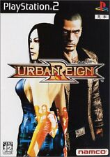 USED Urban Reign Japan Import PS2
