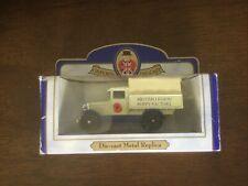 Oxford Diecast Metal Replica. British Legion Poppy Factory Van