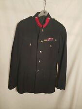 Vintage Colonel Uniform Steampunk Ww2 Ribbon Medals
