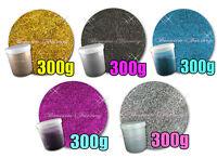 Mix Colours Nail Art Glitter Powder Dust 4 UV GEL Acrylic Powder Decoration Tips
