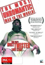 The MOST UNROMANTIC MAN IN THE WORLD DVD R4