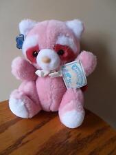 "Raccoon Applause Plush Stuffed Animal ""Ricky Raccoon""#15066 Made in Korea 1988"""